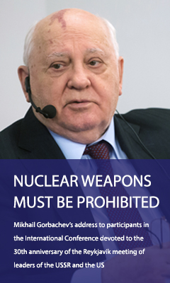 Interview Gorbatchev Nuclear Weapons